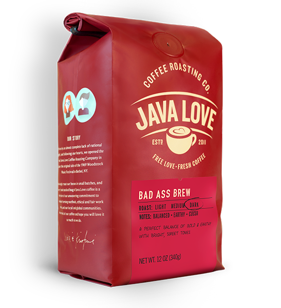 Java Love Bad Ass Brew